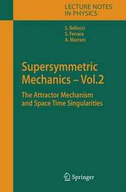 Supersymmetric Mechanics - Vol. 2 by Stefano Bellucci image