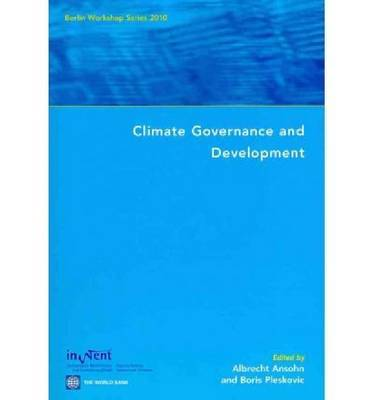 Climate Governance and Development