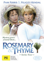 Rosemary And Thyme - Series 2 (3 Disc Set) on DVD