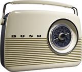 Bush: 1950's Retro Radio - AM/FM