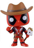 Deadpool - Cowboy Deadpool Pop! Vinyl Figure