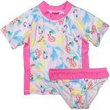 Disney Princess Swimwear Set (Size 4)