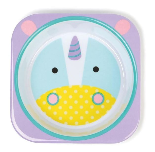 Skip Hop: Zoo Bowl - Unicorn