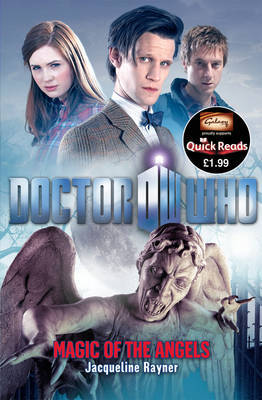 Doctor Who: Magic of the Angels by Jacqueline Rayner image