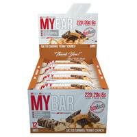 MyBar - Salted Caramel Peanut Crunch (12 x 55g)