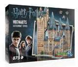 Harry Potter: 875pc 3D Puzzle (Astronomy Tower)
