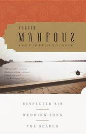 Respected Sir, Wedding Song by Naguib Mahfouz image