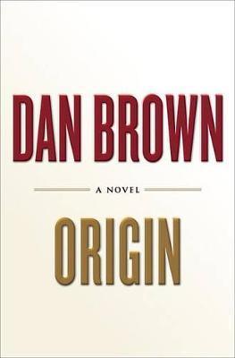 Origin by Dan Brown image