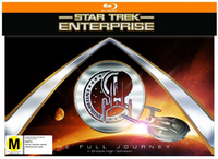 Star Trek Enterprise: The Full Journey on Blu-ray