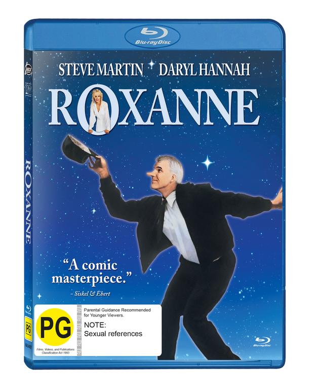 Roxanne on Blu-ray