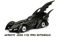 Jada 1/32 1995 Batmobile Diecast Model