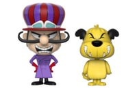 Muttley + Dastardly - Vynl. Figure 2-Pack (LIMIT - ONE PER CUSTOMER)