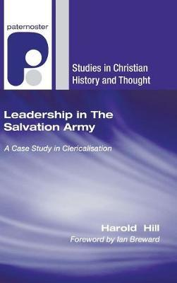 Leadership in the Salvation Army by Harold Hill image