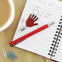 Back Scratch Pen