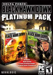 Delta Force: Black Hawk Down Platinum Pack for PC Games