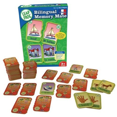 LeapFrog Play to Learn Memory Mate