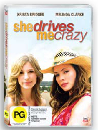 She Drives Me Crazy on DVD
