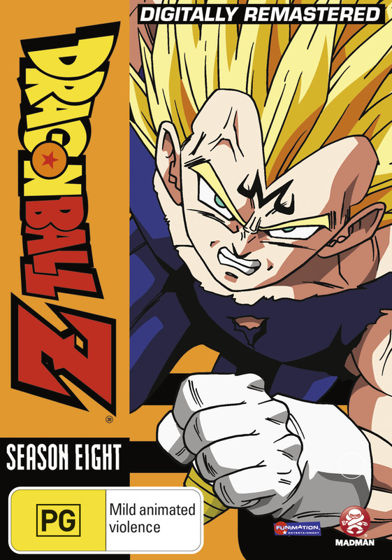 Dragon Ball GT - Collection 2: Vol 6-10 (5 Disc Box Set