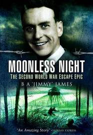 Moonless Night by B.A. James image