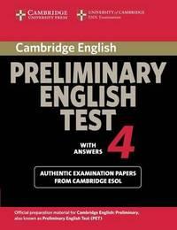 PET Practice Tests by Cambridge ESOL