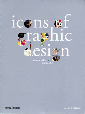 Icons of Graphic Design by Steven Heller
