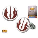 Star Wars Jedi Order Symbol Stud Earrings