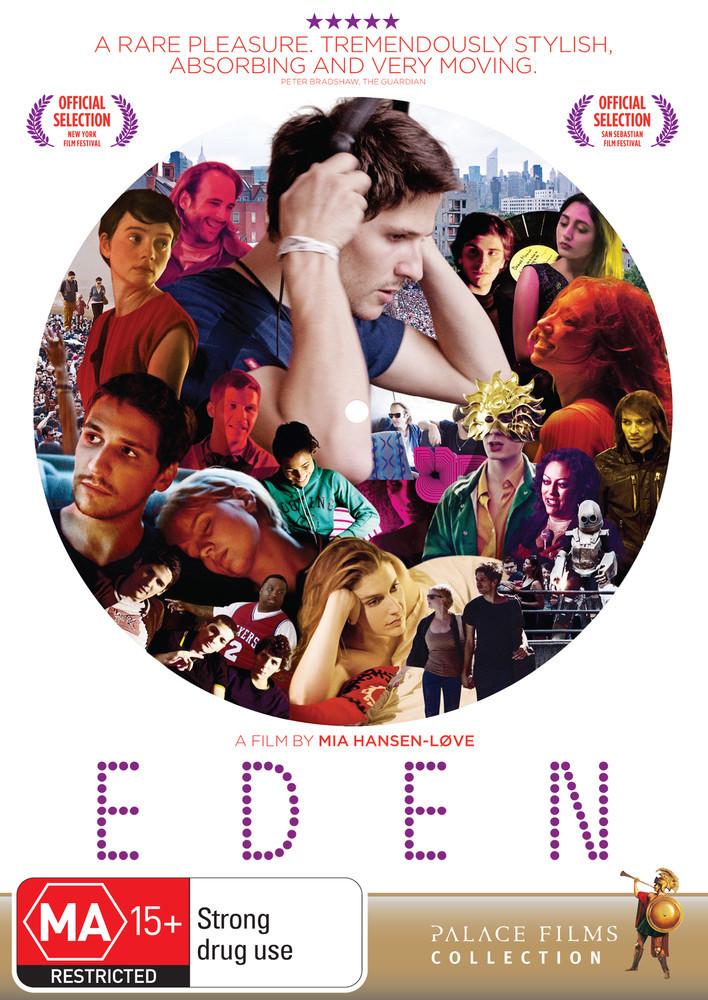 Eden on DVD image