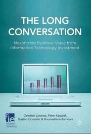The Long Conversation by Oswaldo Lorenzo