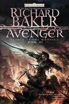 Avenger by Richard Baker image