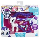 My Little Pony: Pony Friends - Gala Hairstyles - Rarity
