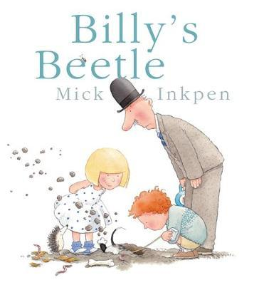 Billy's Beetle by Mick Inkpen image