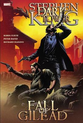 Marvel Comic: Stephen King Dark Tower: The Fall Of Gilead Premiere HC image