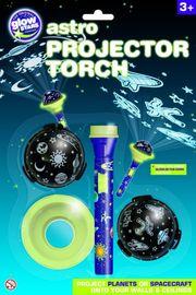 The Original Glowstars: Astro Projector Torch