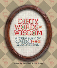 Dirty Words Of Wisdom by Sam Stall image