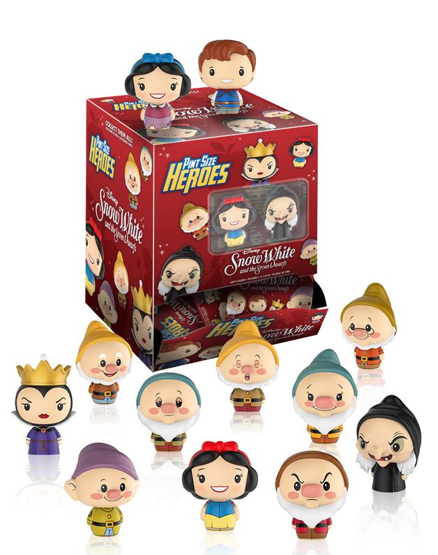 Snow White & the Seven Dwarfs: Pint Size Heroes - Mini-Figure (Blind Box)