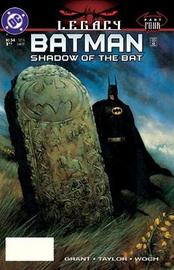 Batman Legacy Vol. 2 by Chuck Dixon