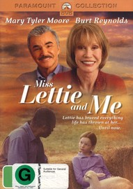 Miss Lettie and Me on DVD