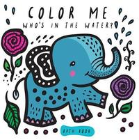 Color Me: Who's in the Water? by Surya Sajnani