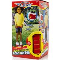Flybar: Jump & Squeak Pogo Hopper - Red image