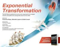 Exponential Transformation by Salim Ismail