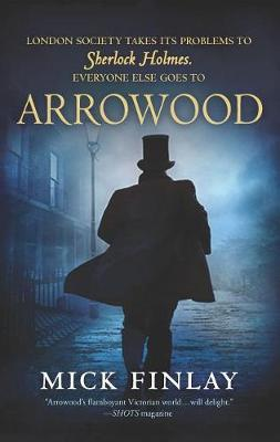 Arrowood by Mick Finlay image