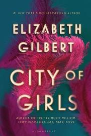 City of Girls by Elizabeth Gilbert image