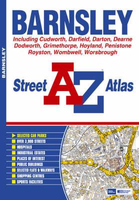 Bamsley Street Atlas by Great Britain image
