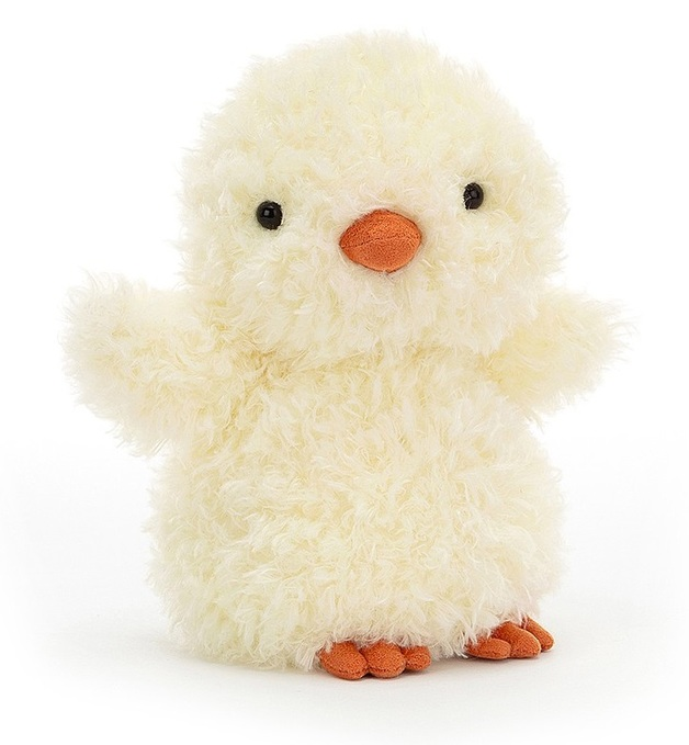 "Jellycat: Little Chick - 7"" Plush"