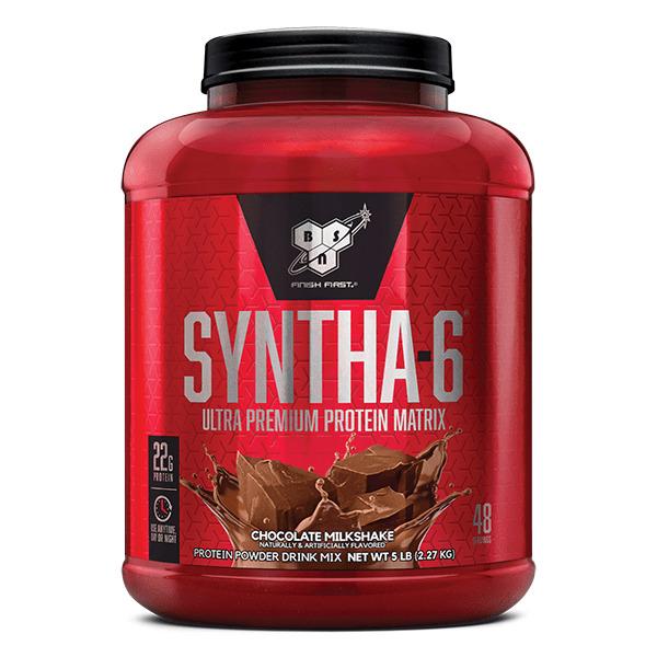 BSN Syntha-6 - Chocolate Milkshake (2.27kg)