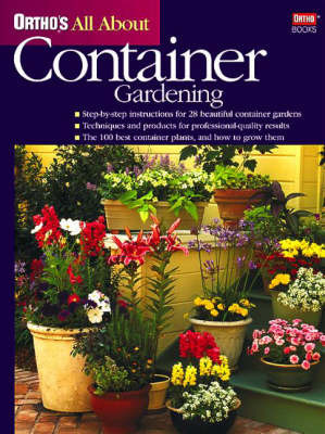 Ortho's All About Container Gardening by Sally Roth image