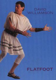 Flatfoot: A Roman Comedy of Bad Manners by David Williamson image