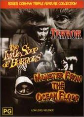 Roger Corman Triple Feature 3 Films on DVD