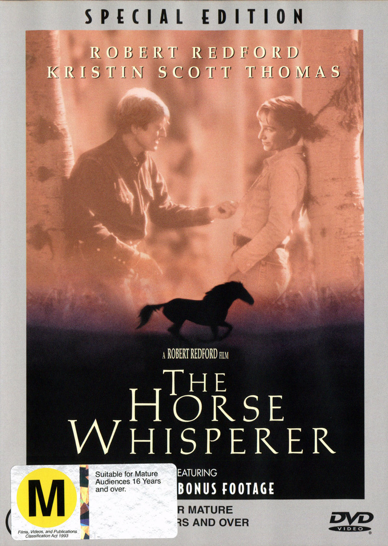 Horse Whisperer on DVD image