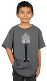 Minecraft Shovel Youth Premium T-Shirt (Small)